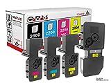 OBV 4X kompatibler Toner im Sparset ersetzt...