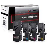 4 Logic-Seek Toner kompatibel mit Kyocera TK-5240...