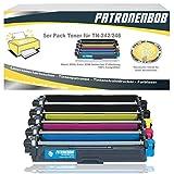 5erPackPatronenbobXL Toner kompatibel zu Brother...