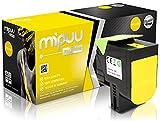 Mipuu Toner kompatibel zu Lexmark 71B20Y0 (Gelb)...