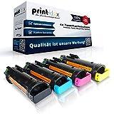 4x Kompatible Tonerkartuschen für Xerox Phaser...